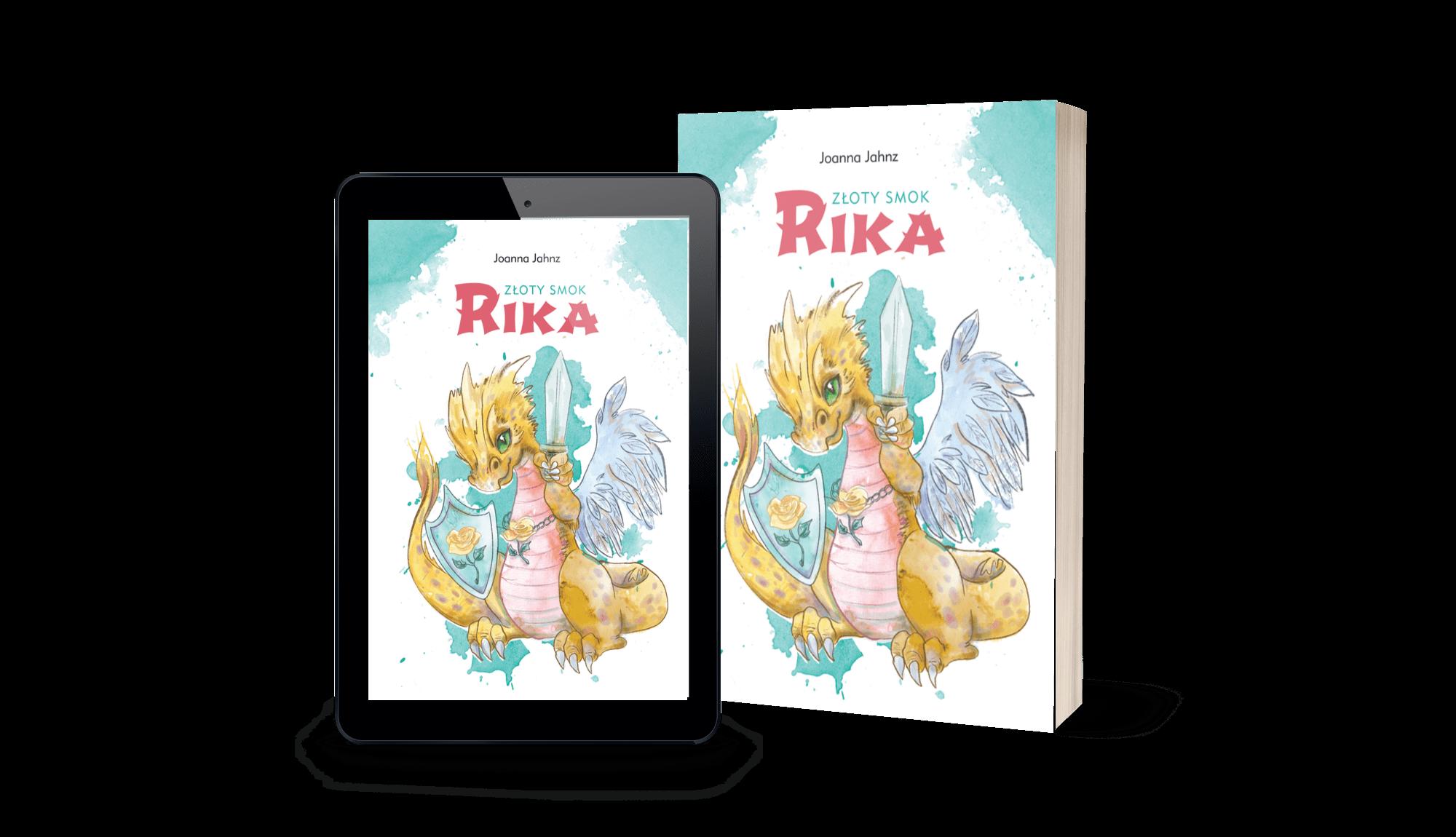 Złoty smok Rika